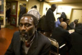 (NYT64) PARIS -- Nov. 10, 2005 -- FRANCE-IDENTITY -- Semou Diouf, 50, in Paris on Thursday, Nov.,...