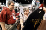Christian retailers gathered Monday July 11, 2005 at the International Christian Retail Show 2005...