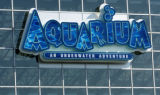 Pictures of the new sign for the Downtown Aquarium which is replacing Ocean Journey on Water St....