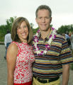 "(Denver, Colo., June 23, 2005) Rebecca and Ken (corporate co-chair) Gart.  ""Do at the..."