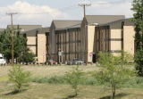 Some of the buildings that will house the 2nd Brigade at Ft. Carson in Colorado Springs....