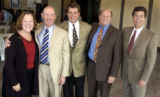 The Metro Denver Sports Commission held a breakfast panel discussion with athletic directors from...