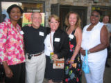 "Wednesday, June 29, 2005 - Family Resource Centers ""A Melo Summer Evening"" board..."