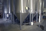 Beer ferments in giant tanks at Odell's Brewery in Ft. Collins Wednesday, July 20, 2005.   (HAL...
