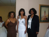 2005 Sigma Pearls Cotillion Ball - May 22, 2005 - Doubletree Hotel, Denver. On the left Paula Hall...