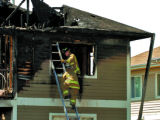 Fatal fire that killed a mother and her daughter (ages unknown at this time). Fire was reported at...