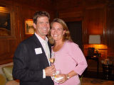 Denver Botanic Gardens 2005 Fete des Fleurs kickoff. June 6, 2005 - fete4.jpg Mike & Heather...