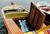 Frisco, CO July 19, 2005 The '55 Survivor owned by Mike and Kendra Novak of Evergreen is a 19-foot...