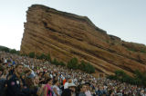 Pictures of Red Rocks Amphitheater shot in Morrison, Colo., Friday, Aug. 12, 2005. (MATT...