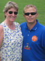 Active 20-30 Denver Polo Classic 2005 - Denver Nuggets Community Fund representative Deb Dowling,...