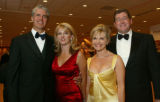 (Denver, Colo., September 17, 2005) Scott and Virginia Reiman (corporate committee leaders) with...
