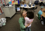 For the Ref C and D Project:  Shot on 10/4/2005 - Copper Mesa Elementary School first grade...