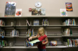 For the Ref C and D Project:  Shot on 10/4/2005 - Copper Mesa Elementary School first grader...