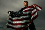 Oleg Trotsenko (cq),20, native of Krashoyarsk, Russia, photographed Thursday September 29, 2005 on...