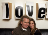 (Denver, Co.-Jan. 13, 2005)   Charles and Maria Wooldridge have made a creative home for their...