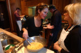 (BEAVER CREEK, CO. JANUARY 28, 2005) Chef Giada De Laurentiis of the Food Network show Everyday...