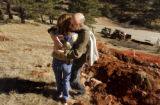 (Boulder, COLO. JANUARY 20, 2005)  HGTV DREAM HOUSE PROJECT.  Homeowners Tina and Christopher...