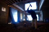 (Boulder, Colo., January 17, 2005) HGTV DREAM HOUSE PROJECT.  In the ground floor of  HGTV Dream...