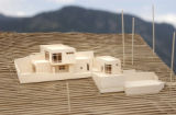 (BOULDER, Colo., August 20, 2004)  HGTV DREAM HOUSE PROJECT.  The model of the house designed by...