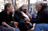 (DENVER, Colo., January 25, 2005) Angela and Paul (no last name given), a Denver homeless couple,...