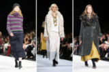 NYT68 - (NYT68) NEW YORK -- February 11, 2005  Adv. for Sunday, Feb. 13 -- JACOBS-FASHION-2 --...
