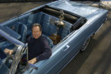 SPECIAL TO THE ROCKY MOUNTAIN NEWS- Former NBA basketball player Adrian Smith sits in his 1966...