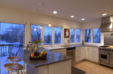 (ARVADA, Colo., February 15, 2005)  The kitchen in Judy and Wally Klodnicki's  remodeled 1979...