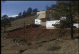 HGTV Dream House time-lapse photo made from a stationary video camera.  Tarps replaced by windows,...