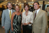 (Denver, Colo., August 18, 2005) Mona (Historic Denver second vice chair) and John Ferrugia (7NEWS...