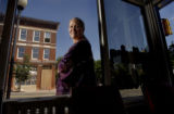 Denver, Colorado.  August 9,  2004.   Mary Dean Marshall, president and owner of Historic Urban...