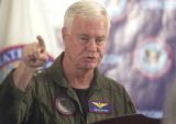 (CODER101) Admiral Tim Keating (cq) , Commander, North American Aerospace Defense Command and...