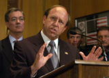 Attorney General John Suthers and Gov. Bill Owens announced the first recommendations from the...