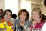 Golda Meir Award Luncheon - Allied Jewish Federation of Colorado. L-R Joyce Foster, 2005 honoree...