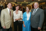 (Denver, Colo., August 18, 2005) Tom (Historic Denver board of directors chair) and Suzanne...