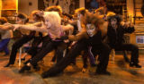 "(Boulder, CO. 11/5/04) *Boulder's Dinner Theatre is staging ""Cats,"" the hit Broadway..."
