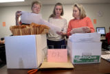 {Golden, Colorado., November 8, 2004} Jefferson county clerks are researching provisional ballots...