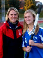 {Greenwood Village, Colorado.  11/16/2004} 2004 All-Colorado field hockey team  head coach and...