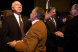 (DENVER, CO. NOVEMBER 21, 2004) Ken Salazar, Colorado Attorney General and U.S. Senator-Elect  and...