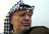 NYT113 - FILE (NYT113) GAZA CITY, Gaza Strip -- Nov. 11, 2004 -- OBIT-ARAFAT-13  Palestinian...