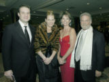 (Denver, Colo., February 12, 2005) Dr. Don and Trisha Hood.  The 2005 Denver Heart Ball,...