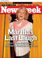 PRN1 - The March 7 issue of Newsweek (on newsstands Monday, February 28) focuses on Martha...