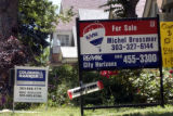 (DENVER , CO., June 22, 2004)  There is a record number of homes for sale in the Metro area,...