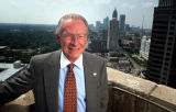 NYT10 - (NYT10) ATLANTA -- Feb. 27, 2005 -- BELLSOUTH -- F. Duane Ackerman, CEO of Bellsouth in...