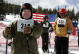 (COPPER MOUNTAIN, Colo, February 27, 2005) -(L)  #319 Michael Conrad, from Westminstercan hardly...