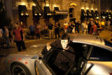 Wesley Bruce gets out of his car at Union Station in Denver on Tuesday, June 8, 2004. About 75...