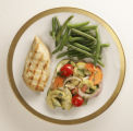 {Denver, Colo.  March 10, 2005}.  Fitness.  The new dietary guidelines suggest more vegetables and...