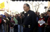 Denver, Colo.-February 19,2005- Rally against sexual assault held Saturday (2-19-2005) by...