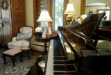 Stephanie Riggs' remodeled house in Denver, Colo., on Tuesday, October 26, 2004.  Entry room...