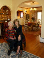 Stephanie Riggs' remodeled house in Denver, Colo., on Tuesday, October 26, 2004.  Stephanie Riggs,...