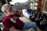 NYT40 - (NYT40) BERKELEY, Calif. -- October 28, 2004 -- CALIF-HOME-VINTNERS -- Bonneau Dickson,...
